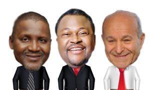Les 10 hommes les plus riches d'Afrique 2017