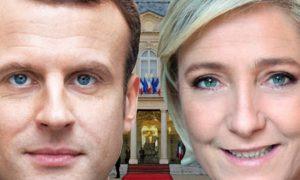 Sondage présidentielle 2017 Opinionway : Macron (59%) en baisse, Marine Le Pen réduit l'écart