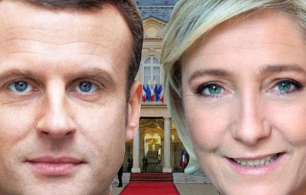 Le Pen s'adresse aux supporters de Mélenchon