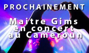 Maitre Gims en concert au Cameroun : dates, lieux et prix des tickets