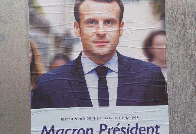 Emmanuel Macron passe au deuxième tour