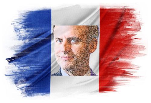 Emmanuel Macron est le nouveau président de la France et son discours est attendu ce soir au Carrousel du Louvre.
