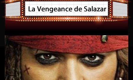 la vengeance de Salazar contre Jack Sparrow