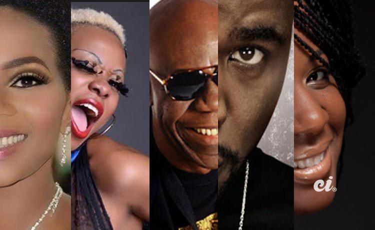 Top artistes camerounais