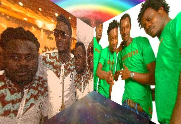 Le groupe Ivoirien Révolution, qui cartonne depuis déjà quelques mois.