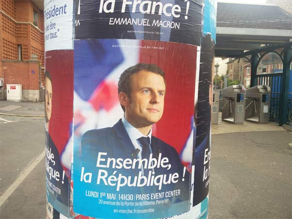 Qui est le nouveau président des Français, les hauts de seine ont répondu en faveur d'Emmanuel Macron pour l'élire nouveau responsable devant les Français.