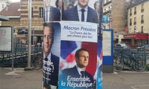 Macron remporte le second tour