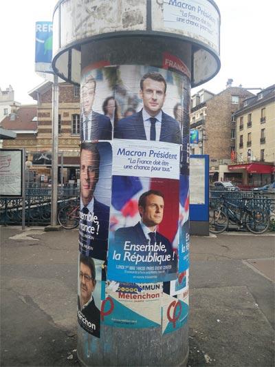 Alors qui va gagner les élections présidentielles : Emmanuel Macron devient le nouveau président des Français
