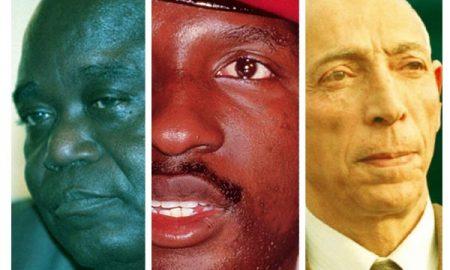 Présidents Africains morts au pouvoir