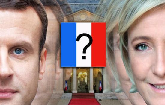 Il est plus de 20h, les résultats du second tour de la présidentielle française donne gagnant largement Emmanuel Macron.