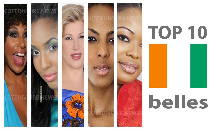 Belles femmes Ivoirienne