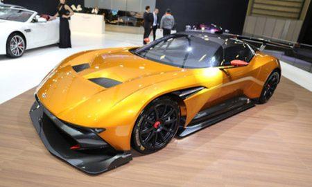 Voiture: Aston Martin Vulcan