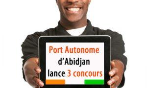 Concours port Abidjan