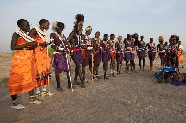 Dix ethnies du Kenya