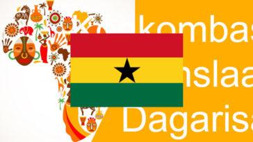 éthnique Ghana
