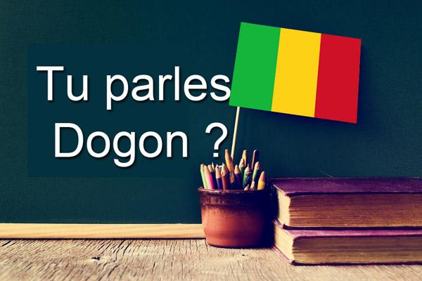 Langue Dogon Mali
