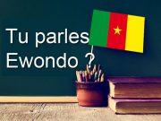 Langue Ewondo Cameroun