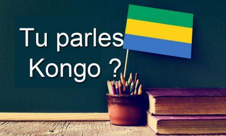 Langue Kongo parlée Gabon