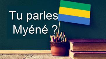 Langue Myéné Gabon