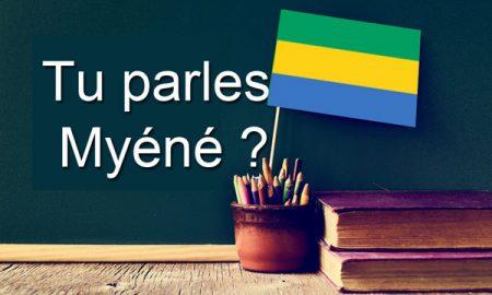 Langue Myéné du Gabon
