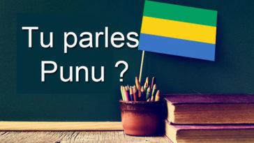 Langue Punu Gabon