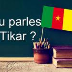Langue Tikar du Cameroun