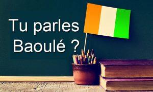 Langue baoulé Côte d'Ivoire
