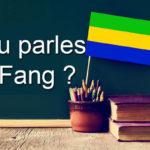 Langue Fang du Gabon