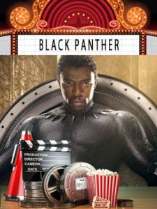Le film BLACK PANTHER