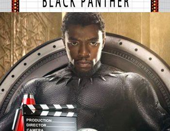 Sortie du film BLACK PANTHER