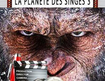 Sortie Cinéma la Planète des singes 3