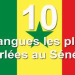Top dix les langues du Sénégal