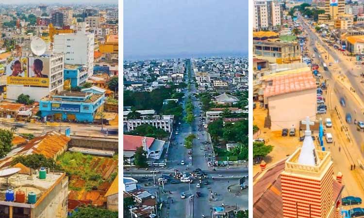Cotonou Bénin Capitale
