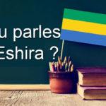 Langue Eshira parlees gabon