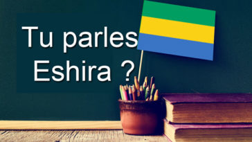 Langue Eshira parlees gabon