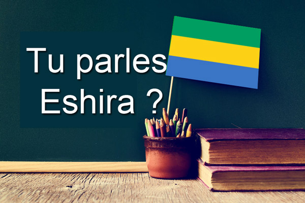 Langue Eshira parlées Gabon