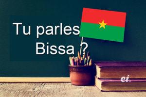 Langue bissa burkina-faso
