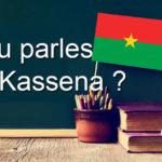 Langue kassena burkina