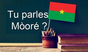 Langue moré mooré Burkina-Faso