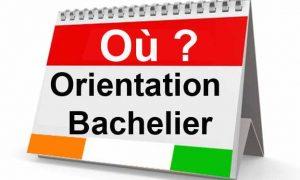 Orientation Bac 2017