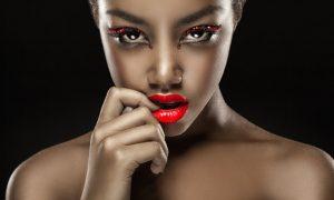 Rouge à lèvres pour femmes métisses et noires