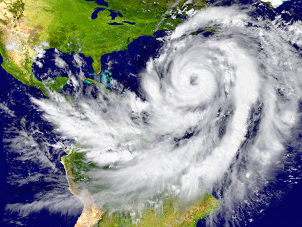 Cyclone Irma direct