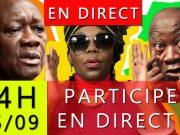 Gbagbo débat en direct