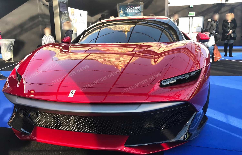 Ferrari sp 38