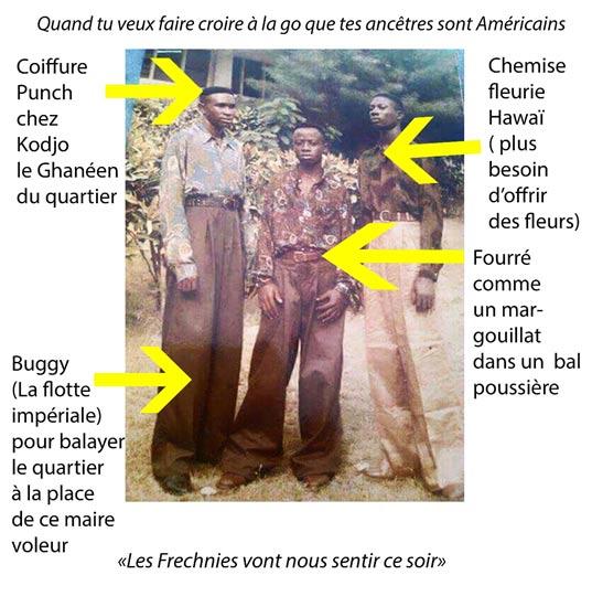 Mode afrique année 1990