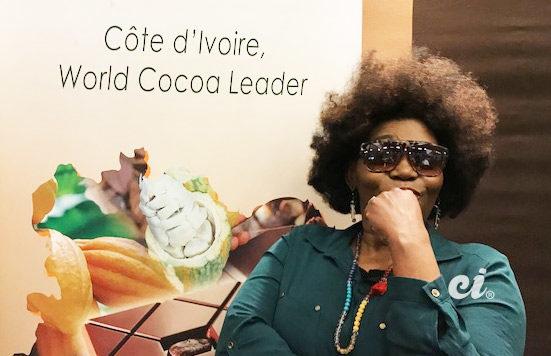 salon du chocolat 2017 Côte d Ivoire