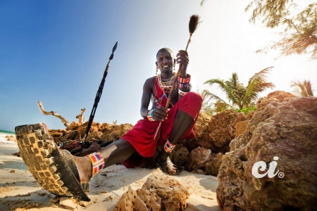 Mombasa plage