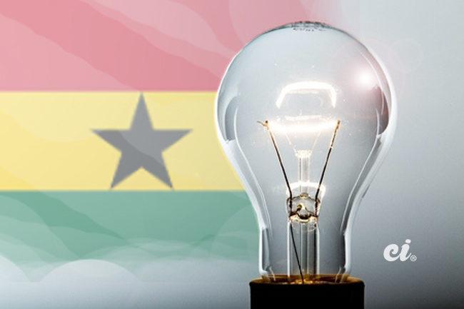 électricité du Ghana