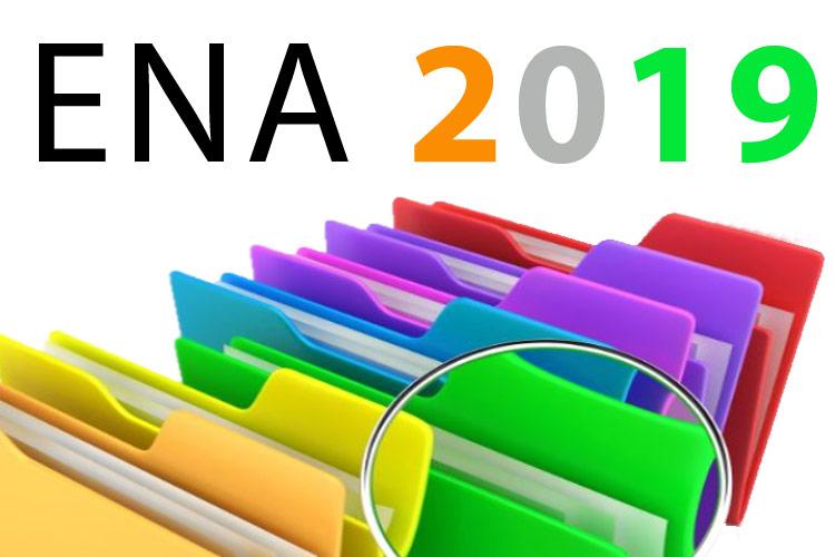Ena 2019 Ci Liste Des Dossiers A Fournir