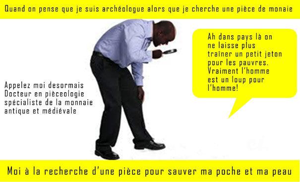 France cfa pièce monaie